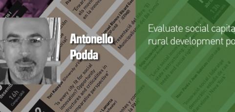 Seminari Antonello Podda – 6 juny 9:30h