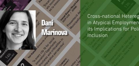 Seminari Dani Marinova – 15 maig 13h