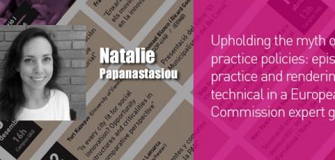 Seminari Natalie Papanastasiou – 30 abril 13h