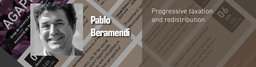 Seminari Pablo Beramendi – 12 juny 13h
