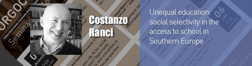Seminario Costanzo Ranci 4 diciembre – 11h