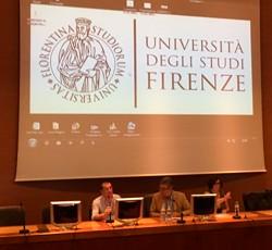Conferencia en Florencia